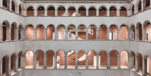Il Fondaco Tedeschi / OMA. Image © DSL