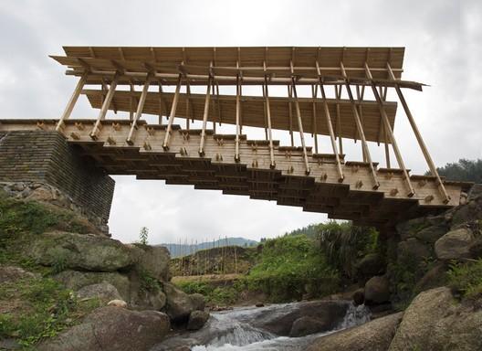 Wind and Rain Bridge / Donn Holohan. Image Courtesy of University of Hong Kong