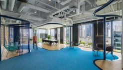 Club Med Shanghai Office / 100architects