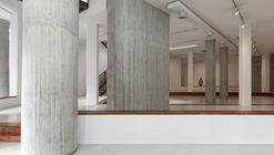 """""""El espacio del lugar. El lugar del espacio"""" invita a reflexionar en torno a la construcción simbólica de los espacios expositivos"""