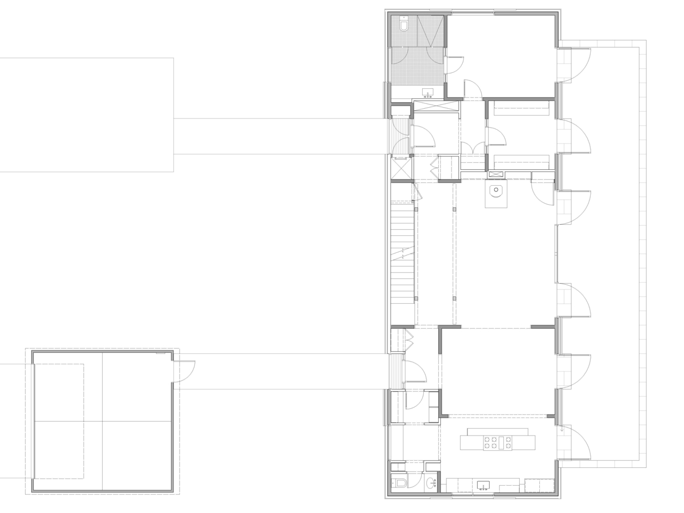 gallery of pennsylvania farmhouse cutler anderson architects 11 pennsylvania farmhouse floor plan