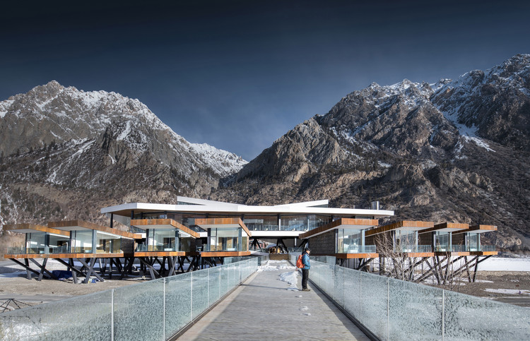 Ranwu Lake Campsite/xiao Yin Architecture Design Firm Archdaily