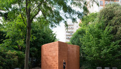 Bell Pavilion  / Peso Von Ellrichshausen