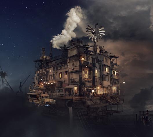 Favela. Image © Fabio Araujo