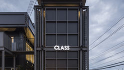 CLASS Cafe Buriram / Sake Architects