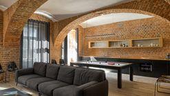 Brick Apartment / Arhitektura AB objekt d.o.o.