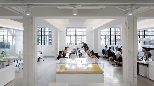 SHL (Office). Image © Marc Goodwin
