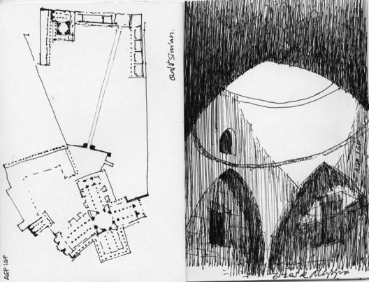 Paredes y Pedrosa / Spain. Image © Sketch for Syria