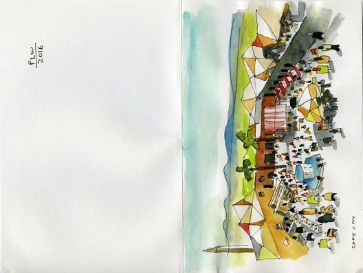 Peter Wilson / Germany. Image © Sketch for Syria