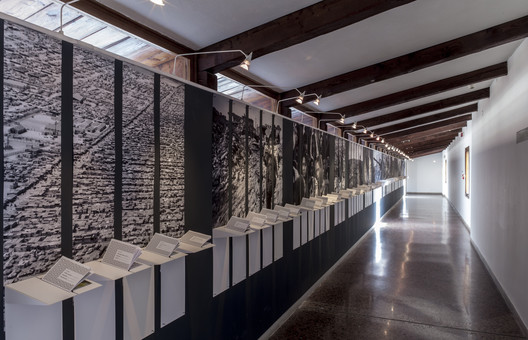 Exhibition (Venice, Italy). Image © Sketch for Syria