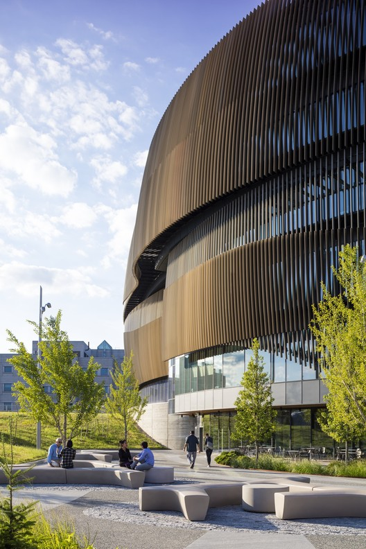 Interdisciplinary Science & Engineering Complex by Payette. Image Courtesy of Boston Society of Architects/AIA