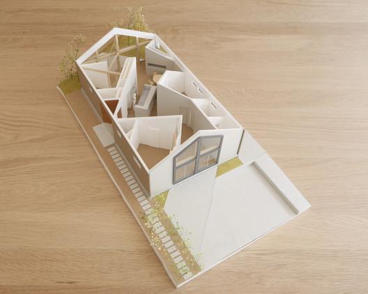 Courtesy of FujiwaraMuro Architects
