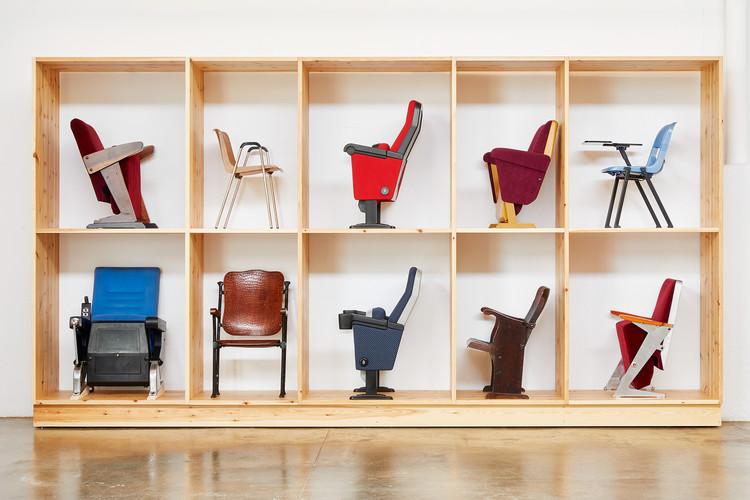 Furniture Design Center figueras international seating design center / miriam castells