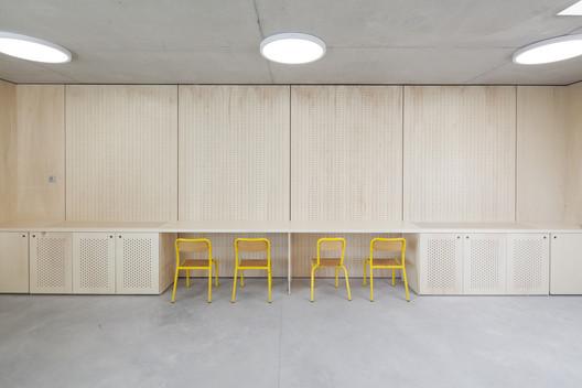 Courtesy of Atelier 56S architectes
