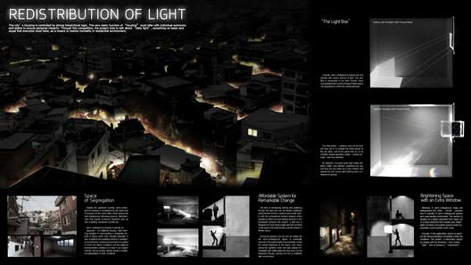 Global Winner 2016 - Daylight in Buildings. Image Courtesy of Velux