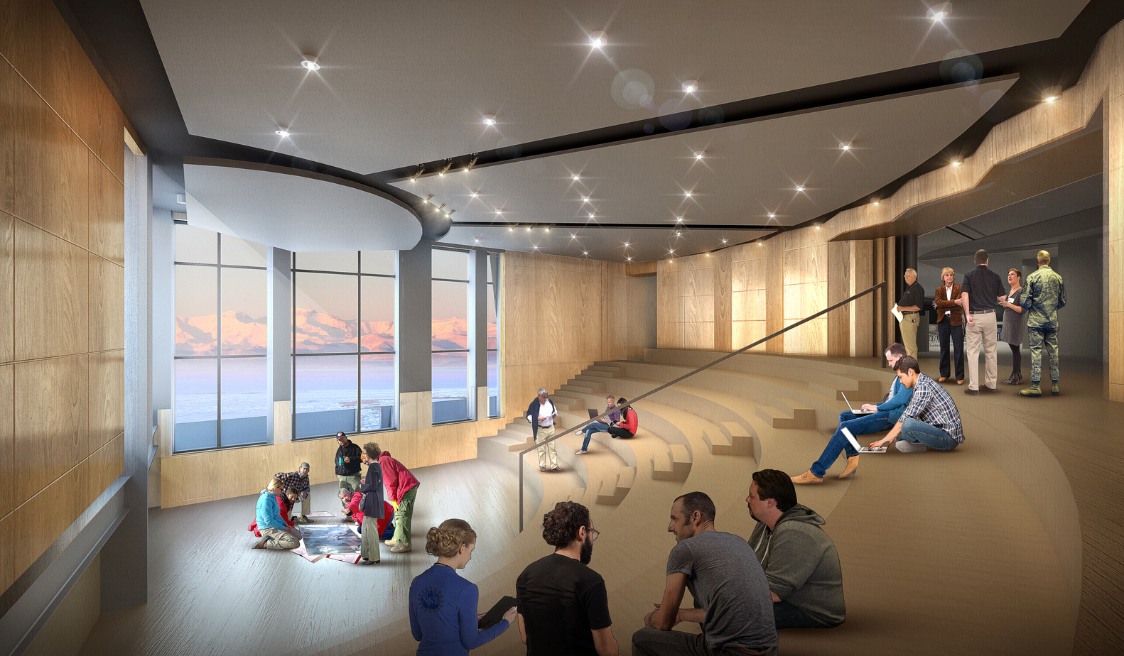 gallery of antarctic base mcmurdo station receives sustainable new