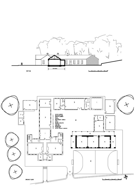 Section - Plan