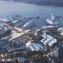 Cortesía de Puerto de Tallin / Zaha Hadid Architects