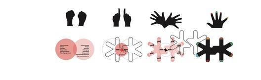Concept Diagram. Image Courtesy of 3XN