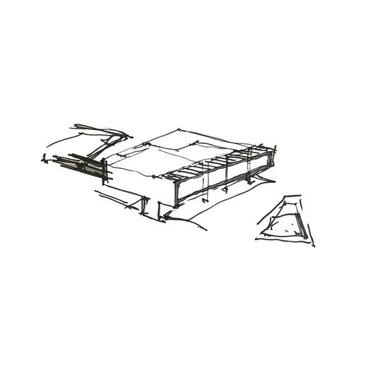 Sketch. Image Courtesy of Cristián Romero Valente