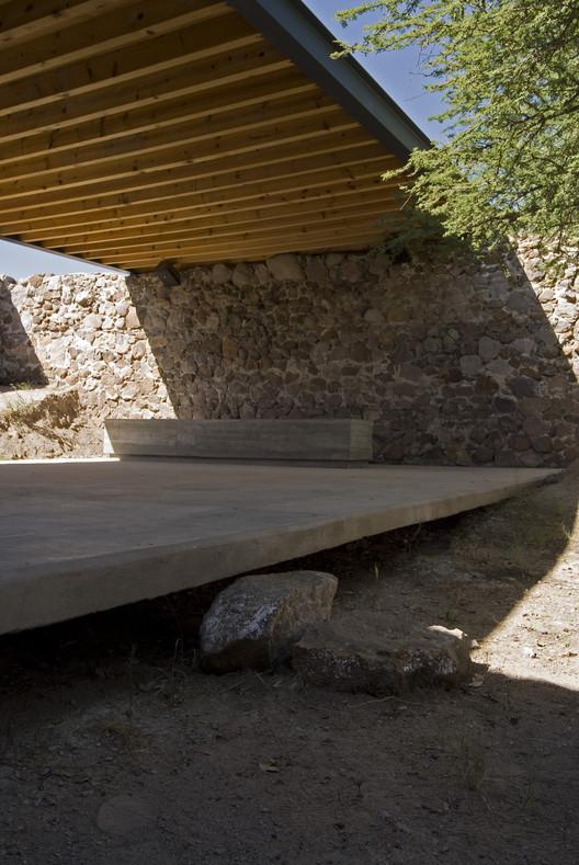 Sound Pavilion, San Luis Potosí, SLP, 2008. Image Courtesy of Taller de Arquitectura Mauricio Rocha + Gabriela Carrillo