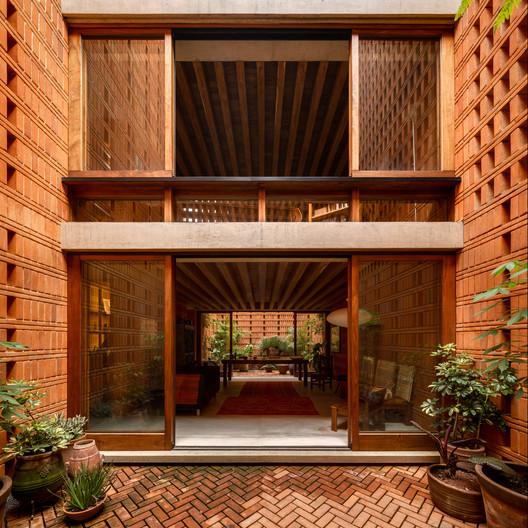 Estudio Iturbide, Coyoacán, México City, 2016-2017. Image Courtesy of Taller de Arquitectura Mauricio Rocha + Gabriela Carrillo