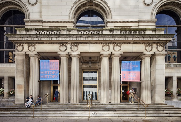 """Curators Johnston Marklee Introduce the 2017 Chicago Architecture Biennial, """"Make New History"""", © Tom Harris"""
