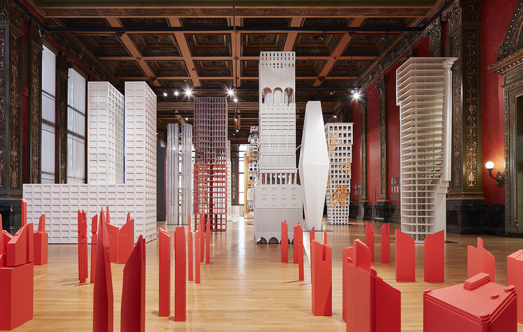 Social Agenda vs Social Media: Reviewing the 2017 Chicago Architecture Biennial, © Steve Hall