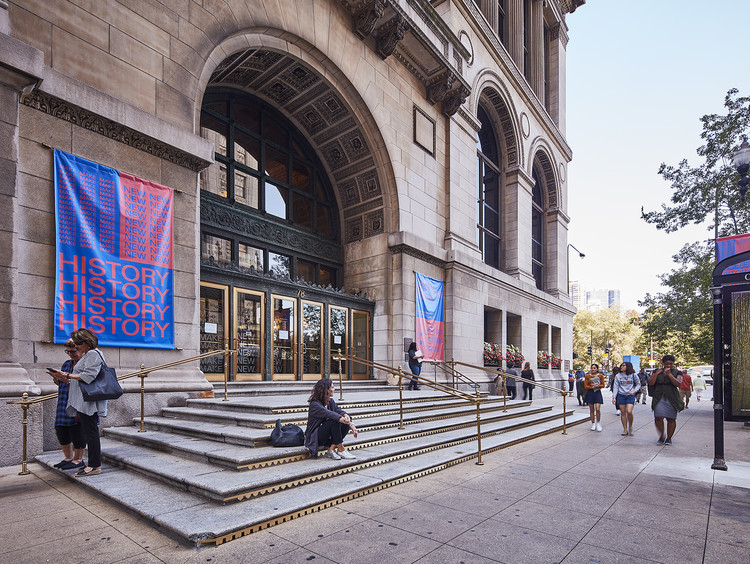How Architects in Chicago Are Making New History, Chicago Cultural Center. Image © Tom Harris