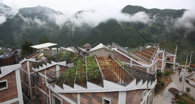 Jintai Village Reconstruction / Rural Urban Framework, via Rural Urban Framework