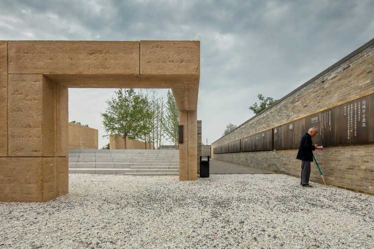 At the Chicago Architecture Biennial, Chinese Firms Look to Tradition to Write a New Chapter in Their Nation's Architectural History, Five Dragons Temple in Shanxi Province, designed by URBANUS. Image by Yang Chaoying