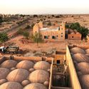 Silver Medal: Legacy Restored in Niger. Image Courtesy of Global LafargeHolcim Awards