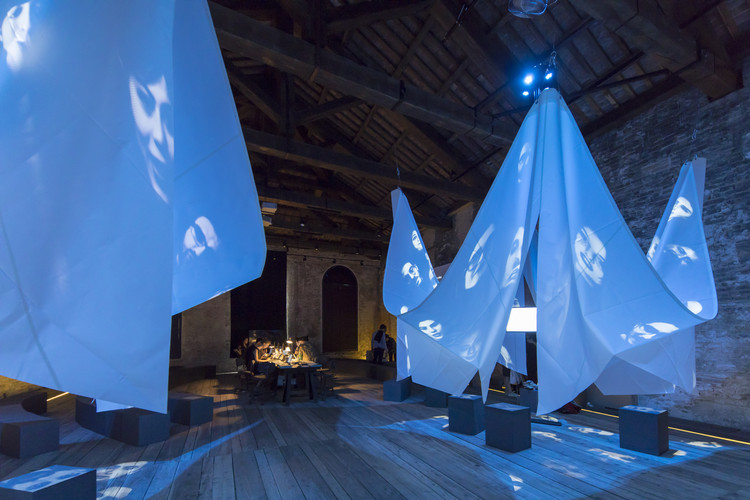 """Vardiya (the Shift)"": The Turkish Pavilion at the 2018 Venice Biennale, © Emre Dorter"
