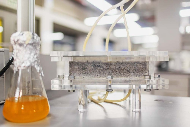 The World's First Zero-Waste Bio-Brick is Grown from Human Urine, Courtesy of University of Cape Town