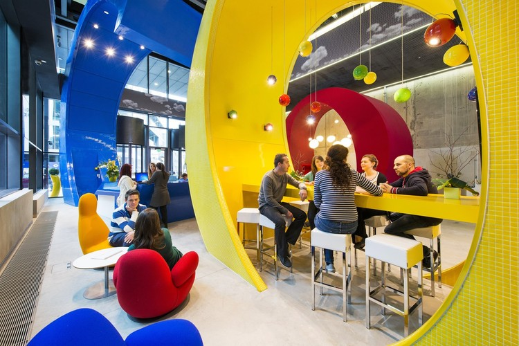 Architecture is a Corporate Product - and We're All Buying, Google Dublin. Image © Peter Wurmli
