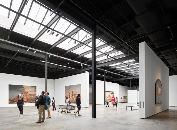 BO Bartlett Center / Olson Kundig, © Matthew Millman