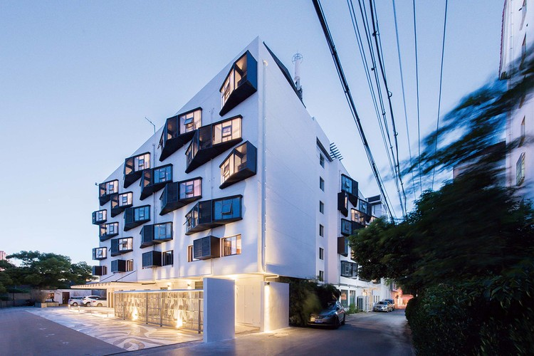 Port Apartment Suzhou Shilu Community Project / GPT Architectural Design, © Yichen Ding