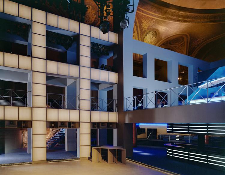 Arata Isozaki's Palladium Nighclub Through the Lens of Timothy Hursley, © Timothy Hursley