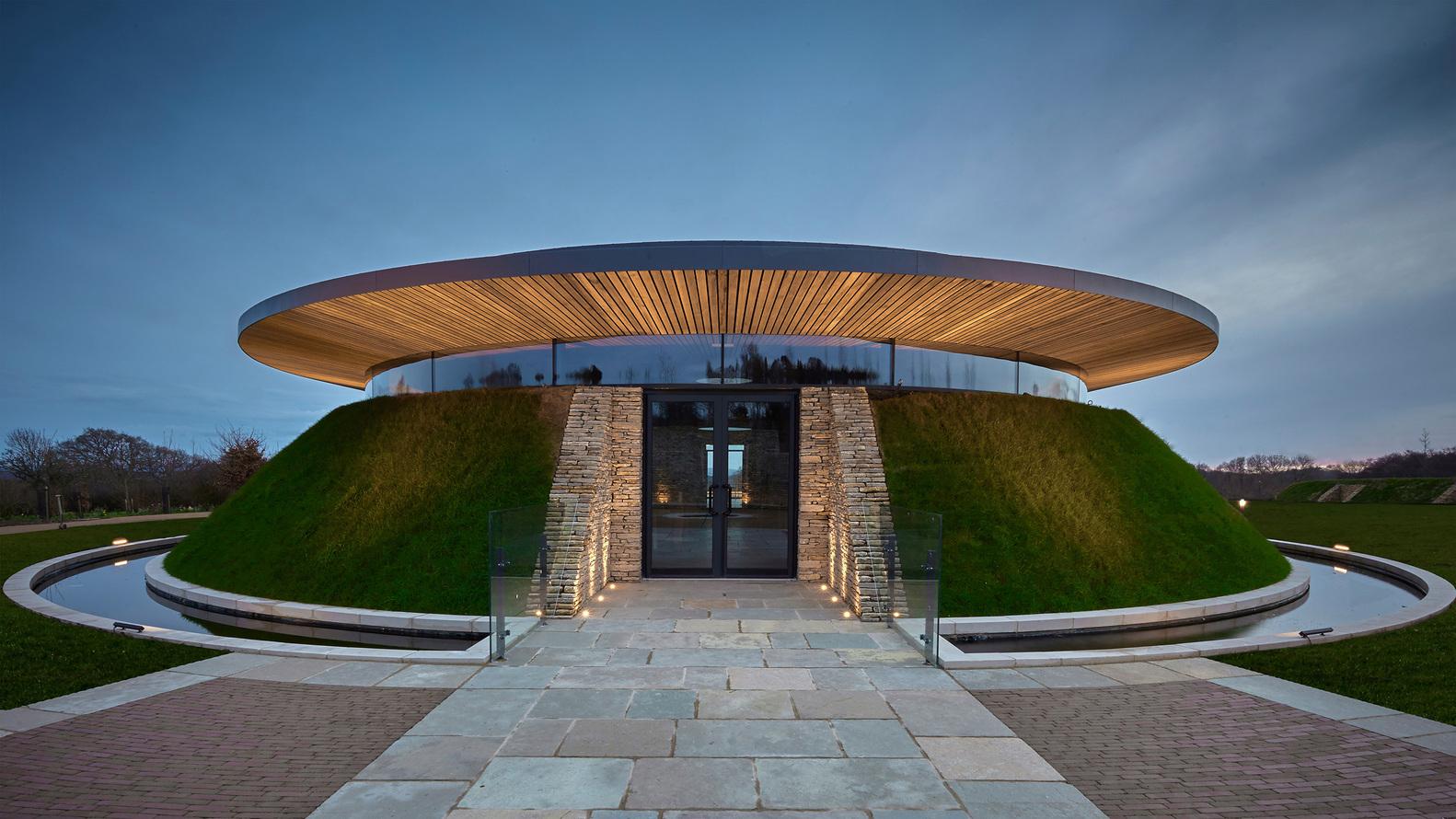 Harbour View Burial Ground and Crematorium / Western Design Architects