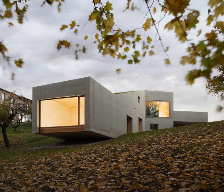 House T / Link architectes, © Céline Simonetto