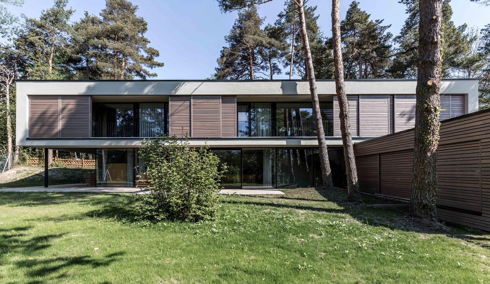 Wohnhaus DRV / Roeck Architekten