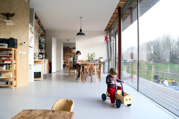 What is Co-Living?, Oosterwold Co-living Complex / bureau SLA. Image Cortesia de Filip Dujardin