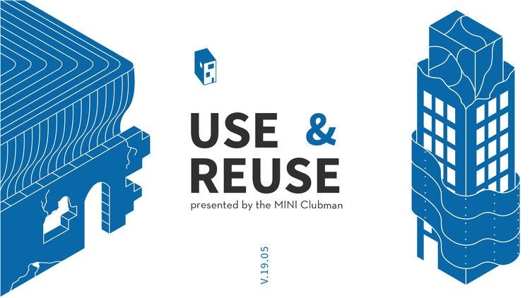 ArchDaily Topics - May: Use & Reuse, Courtesy of ArchDaily