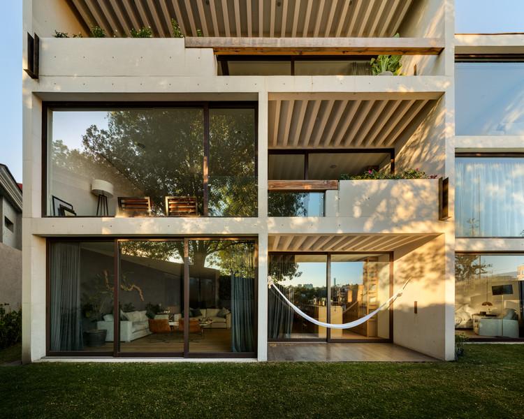 Sierra Mimbres Building / Taller Hector Barroso, © Rafael Gamo