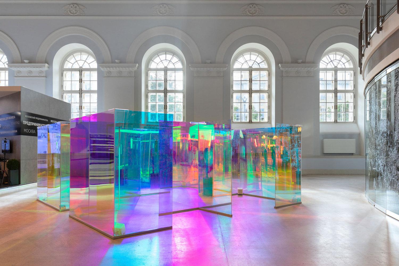 Future Material Pavilion / Pravda