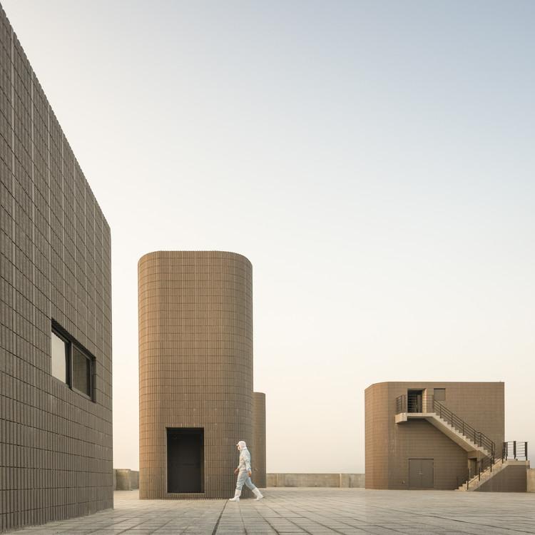 T-HAM PABP Factory / WZWX Architecture Group , © Fernando Guerra