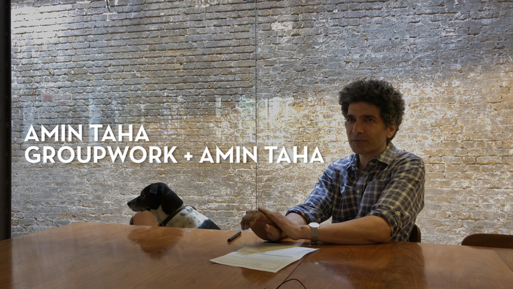 Open More Doors: Groupwork + Amin Taha