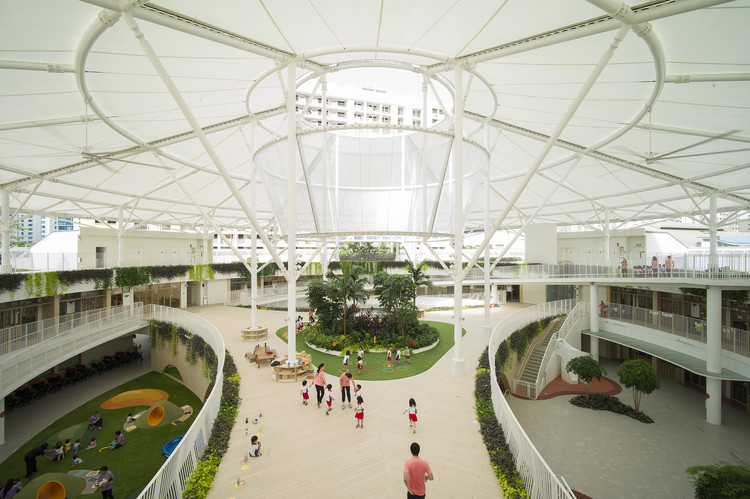 Designing School Playgrounds: Architecture for Learning Outside the Classroom, © Melvin H J Tan