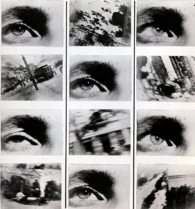 Urban Cinematics and the Revenge of Place / François Penz for the Shenzhen Biennale (UABB) 2019, The Man with the Movie Camera (Dziga Vertov, USSR, 1929)