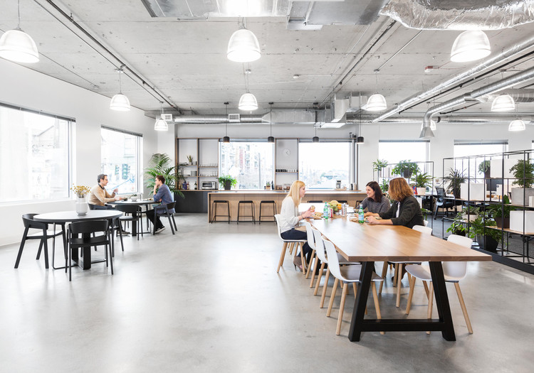 This Place Office / Olson Kundig, © Rafael Soldi